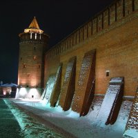 Маринкина башня в г.Коломне :: Victor Klyuchev