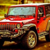 Jeep.... :: игорь козельцев