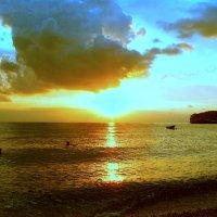 Небо и море. :: Alex