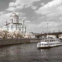 Москва infrared :: Игорь Маркс