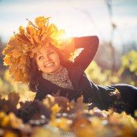 """Фотовстреча """"На ковре из желтых листьев..."""" :: Sergey Tyulev"""