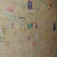 детское граффити :: Шереметьева Александра