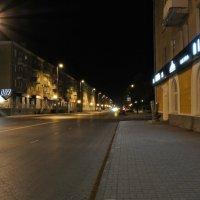 Ночной Курган (Арбат) :: Максим Пономарев