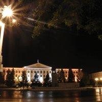 Ночной Курган (огни) :: Максим Пономарев