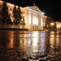 Ночной Курган (площадь) :: Максим Пономарев