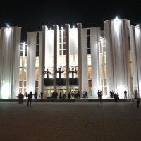 Ночной Курган (филамония) :: Максим Пономарев