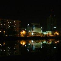 Ночной Курган (другой берег) :: Максим Пономарев