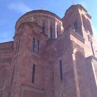 Армянская церковь в Москве :: Эрика Петросян