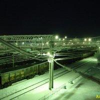 станция Оленегорск :: Андрей Васильев