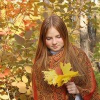 осень :: Маняша Карлова