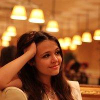 в вечерней суете :: Анастасия Аверина