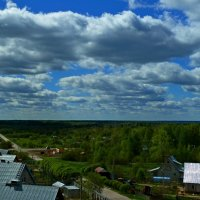 Из моего окошка :: Виктор Осипчук
