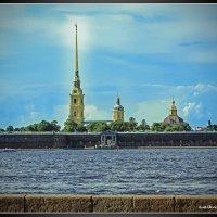 Петропавловская Крепость. :: Александр Лейкум