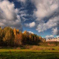 Осень. Окраина. :: Владимир Макаров