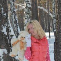 В лесу :: Мария Мищенко