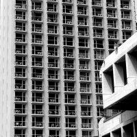 Симметрия бетонных ульев :: Boris Khershberg
