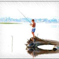 Рыбачок :: Valeriy Somonov
