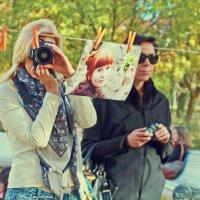 Фото СУШКА, Александровский парк, 12.10 :: Тата Казакова