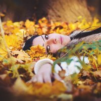 Осенняя Юлия :: Катерина Порядочная