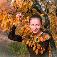 Осень :: Геннадий Калюжный