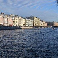 Санкт-Петербург. Вид на Фонтанку. :: Irina Sergeeva