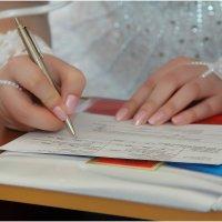 Регистрация брака :: Валерий Груменцов