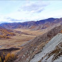 Перевал Чике-Таман. Западный подъем :: Виктор Четошников