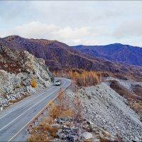 Перевал Чике-Таман. Восточный спуск :: Виктор Четошников