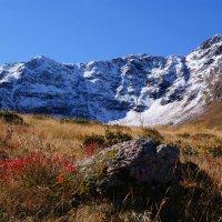 Осень в горах. :: Виталий Шевченко