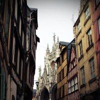 Руан. Франция. :: Olya Lanskaya