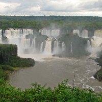 Водопады Игуасу :: максим лыков