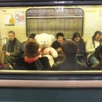 Ехали медведи... :: Юрий Бомштейн