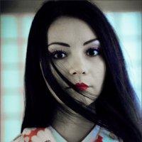 迷わすような美しさ :: Екатерина Цзян