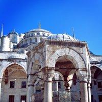 Голубая мечеть :: Olga Kopacheva