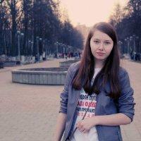 вечерняя :: Криcтина Мирошенко
