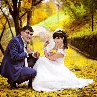 Свадебная прогулка :: Наталья Щелманова