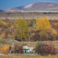 деревенька :: Наталья Карышева