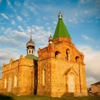 Село с историей :: Артем Беспалов
