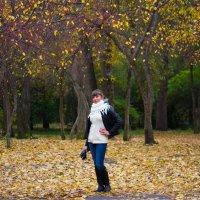 Яблоневый сад :: Анна Семёнова