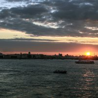 Провожая солнце 3 :: Valerii Ivanov