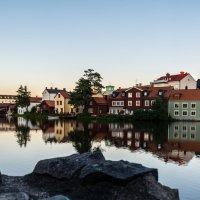 Осень вечерняя в Швеции :: Евгений Свириденко