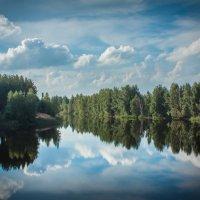Озеро :: Сахаров Александр