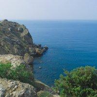Вид с горы :: Vladimir Torubarov