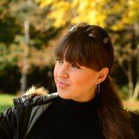Портрет девушки :: Андрей Кириченко