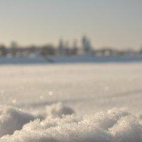 искрящийся снег :: Анастасия Пахомова