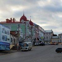 город :: Алексей Golovchenko