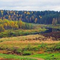 излучина реки :: Александр Преображенский