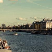 Осень в Париже :: Анна Глембоцкая