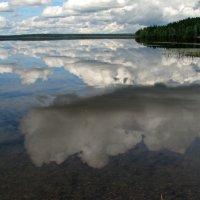 Купающиеся облака :: максим лыков