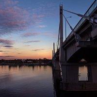 мост через Волгу :: Rimini Rim